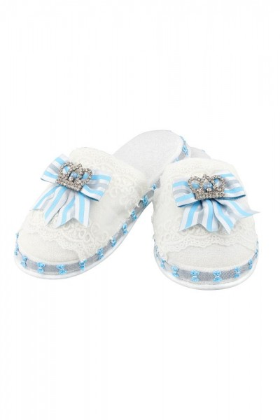 BENDİS - Crown Slippers