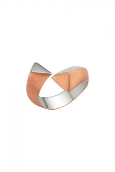 BENDİS - Double Color Lap Ring