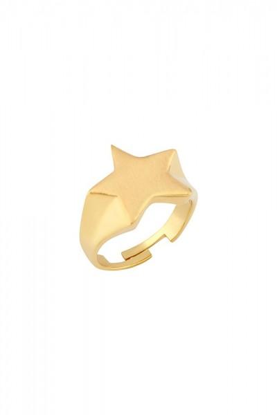 BENDİS - Satin Star Ring